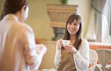 喫茶 ラベンダー