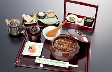 和食処「うなぎ家」