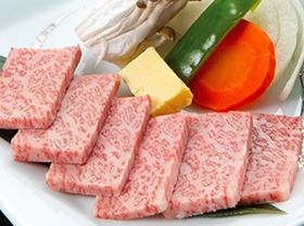 遠州夢咲牛ステーキ