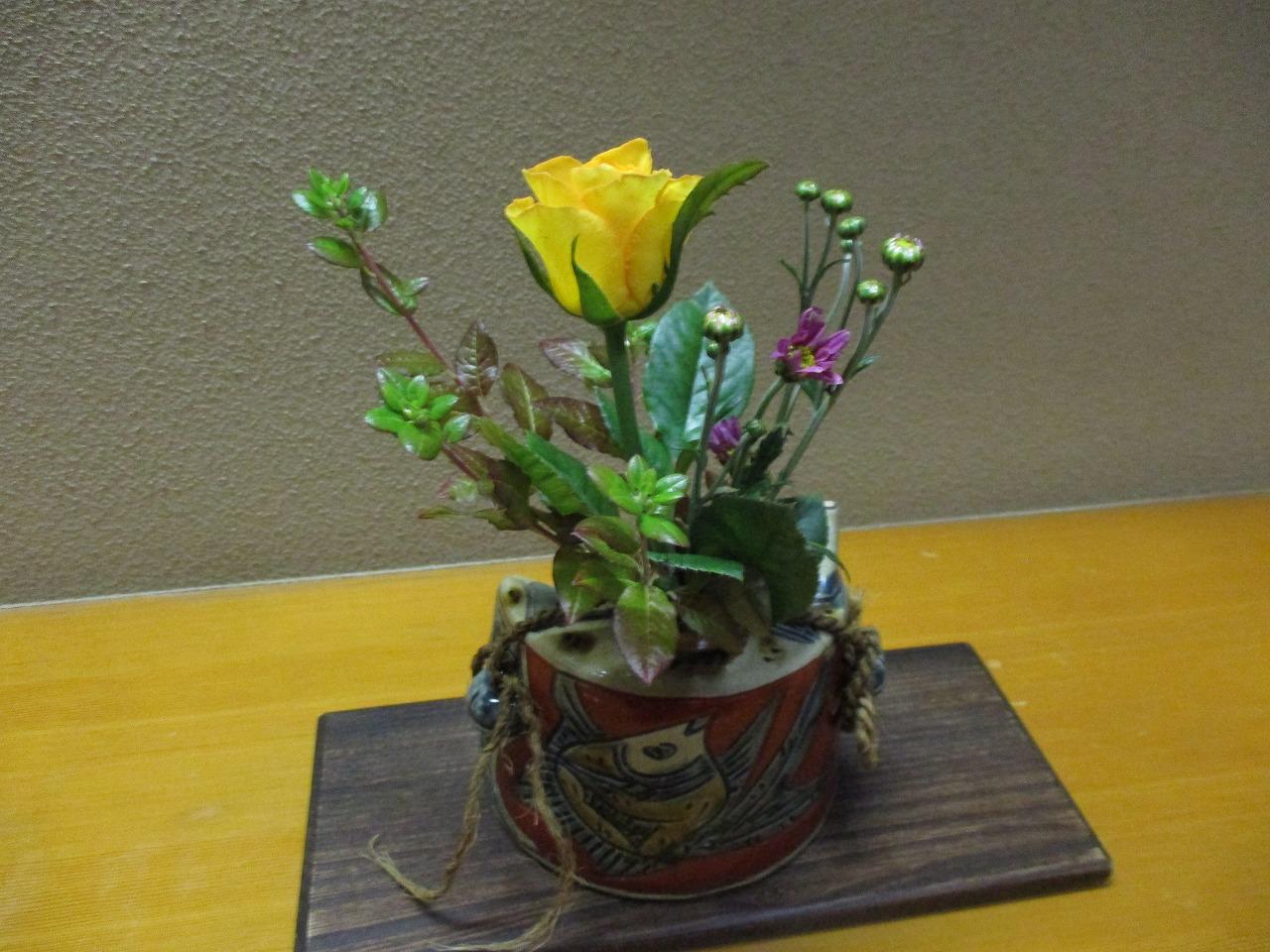 花の種類⇒バラ